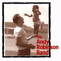 The Andy Robinson Band CD Cover