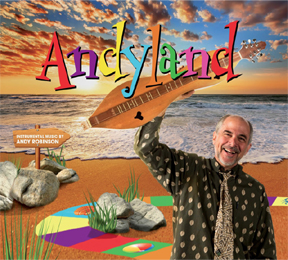 Andyland CD Cover