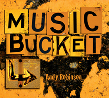 Music Bucket CD Cover